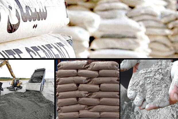 مردم استان بوشهر دربهدر تامین سیمان/ کارخانهها صادر میکنند