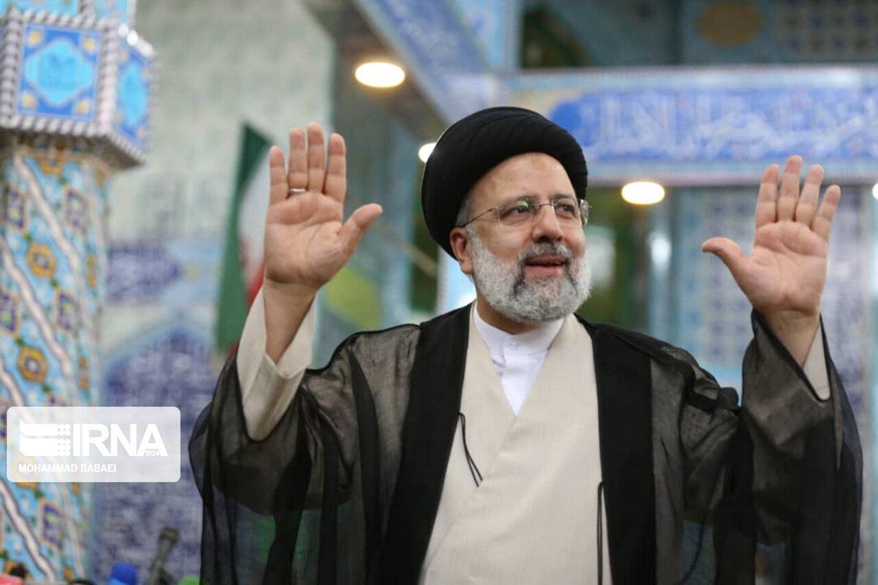 «رئیسی» هشتمین رئیس جمهور ایران شد /  نتایج آرای انتخابات ۱۴۰۰