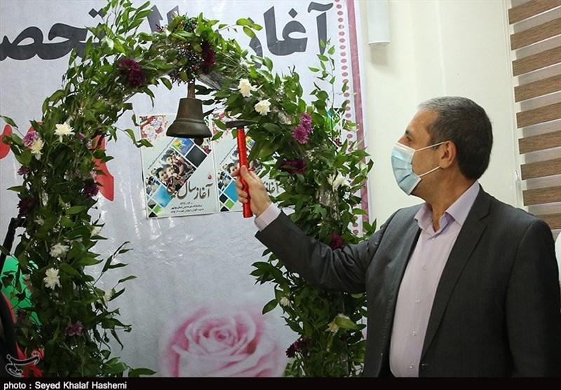 آغاز سال تحصیلی جدید در استان بوشهر با حضور استاندر+ تصاویر