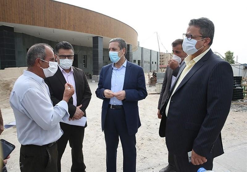 ۷۵ میلیارد تومان در اجرای پروژه بیمارستان شهدای هستهای بوشهر سرمایهگذاری شده است