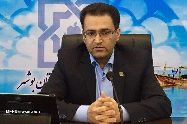 ۴۹۰ هزار نفر از جمعیت بوشهر تحت پوشش بیمه سلامت