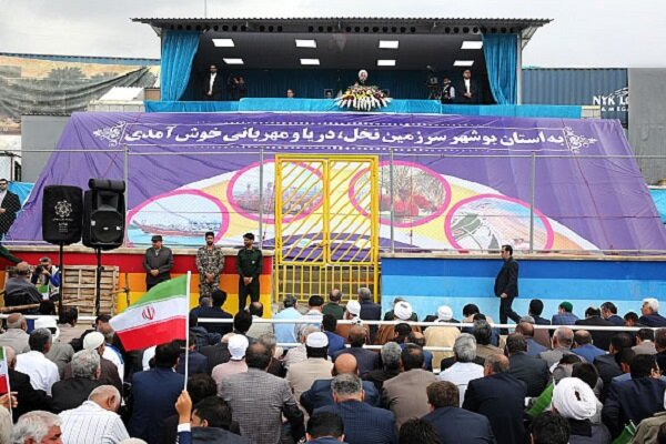 نگاهی به مصوبات سفر رئیس جمهور به بوشهر/۲۴ درصد اعتبارات ابلاغ شد